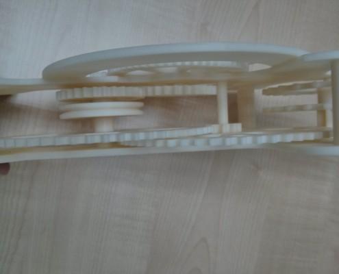 RMD - 3D Printed Clock (Gears)
