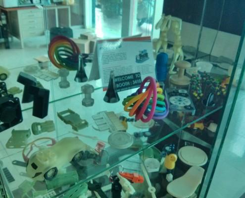 RMD Gallery Samples Close Up