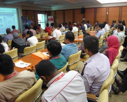 Participants Listening to Speech