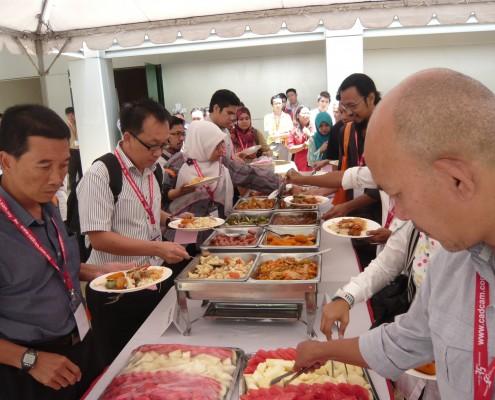 DDM Seminar - Lunch
