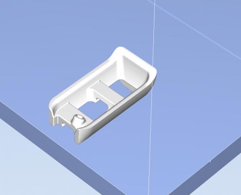 3D Printed Ford Model T - Cockpit