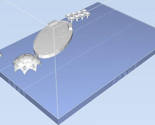 3D Printed Dome - STL
