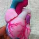 3D Printed Heart Model - Full 2