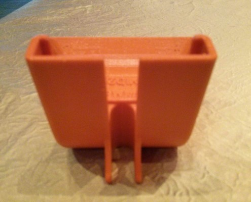 3D Printed iPhone Amplifier_Back