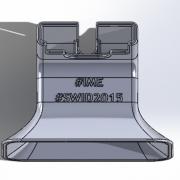 3D Printed iPhone Amplifier_CAD_Top