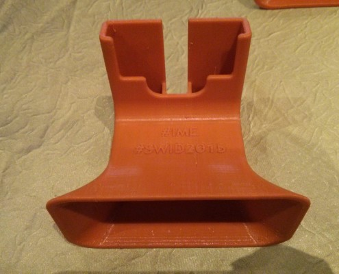3D Printed iPhone Amplifier_Front