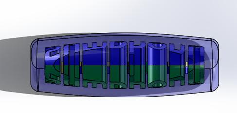 Symphony 3D STL File_Top