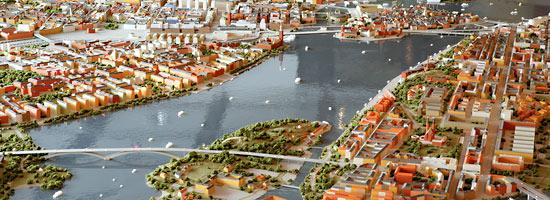 Mitekgruppen Redesigned Stockholm City
